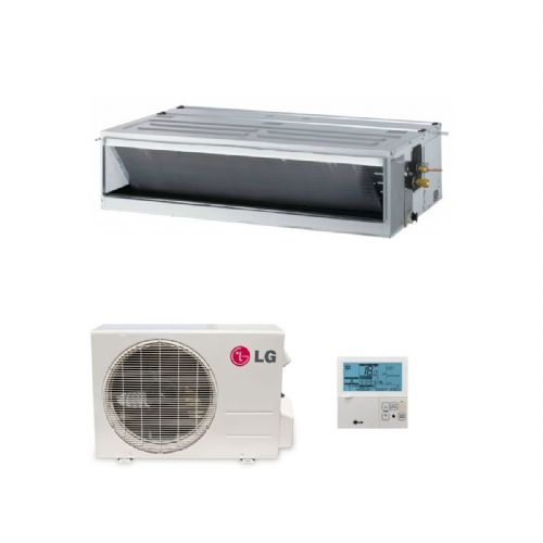 LG Air Conditioning CM18N14 Concealed Ducted Heat Pump 5Kw/17000 Btu Standard Inverter A++ 240V~50Hz